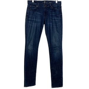 7 For All Mankind The Roxanne Skinny Jean